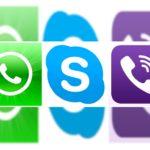 Viber, Whatsapp и Skype — обзор и сравнение мессенджеров