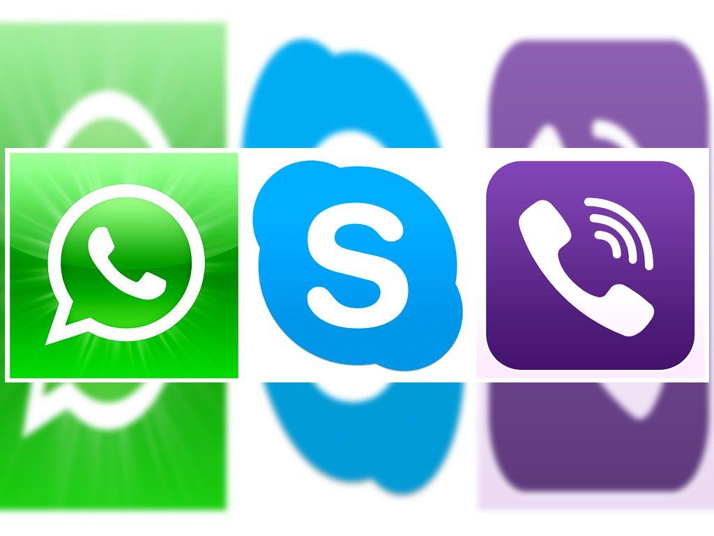 Viber, Whatsapp и Skype - кто лучший: справедливый обзор и сравнение мессенджеров